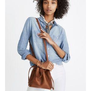 Madewell Drawstring Bag
